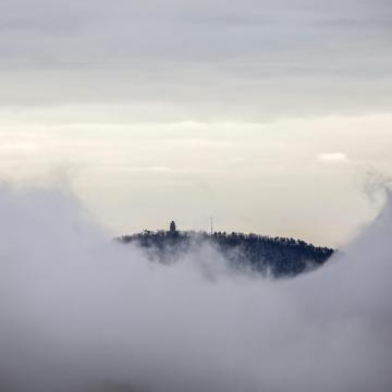 Újra sűrű köd száll a térségre