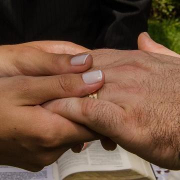 Áldással zárul a Házasság Hete