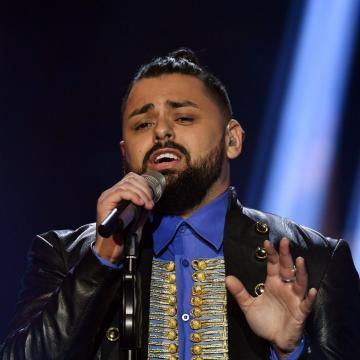 Magyarul énekel Pápai Joci az Eurovíziós Dalfesztiválon