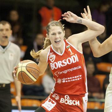 Női kosárlabda NB I - Könnyedén győzött a Miskolc