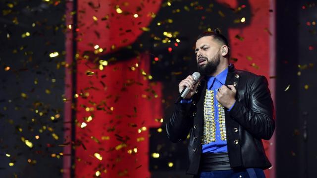 Pápai Joci megy az Eurovíziós Dalfesztiválra