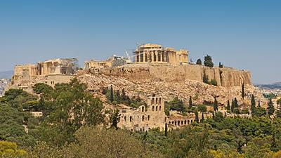 Athénról szólnak a történelmi szemelvények