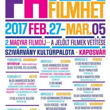 Enyedi Ildikó filmjével nyitják meg a Magyar Filmhetet