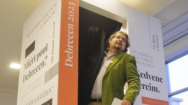Európa Kulturális Fővárosa - Debrecen benyújtotta pályázatát