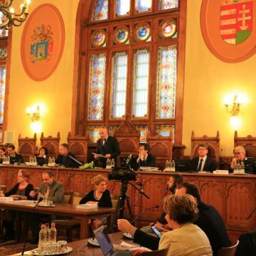 Évértékelőt tartott a Kaposvári Rendőrkapitányság vezetője