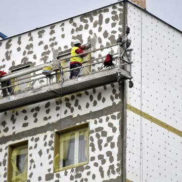 NGM: lakóépületek energetikai korszerűsítésére lehet pályázni