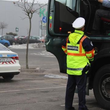 TISPOL – Utasokat szállítottak hibás fékrendszerrel