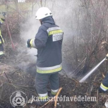 Harmincegyszer kértek segítséget a somogyiak a tűzoltóktól