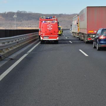 Az elmúlt 24 órában történt balesetek Somogyban