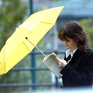 Hűvösebb levegő érkezik a hétvégén, vasárnap több felé esővel
