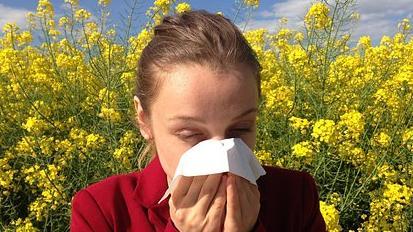 Kezdődik az allergia szezon
