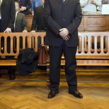 Kulcsár-ügy - Bocsánatot kért Kulcsár Attila, szerdán jogerős ítéletet hirdetnek