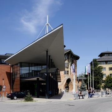Újranyitotta kulturális központját a Kaposvári Egyetem