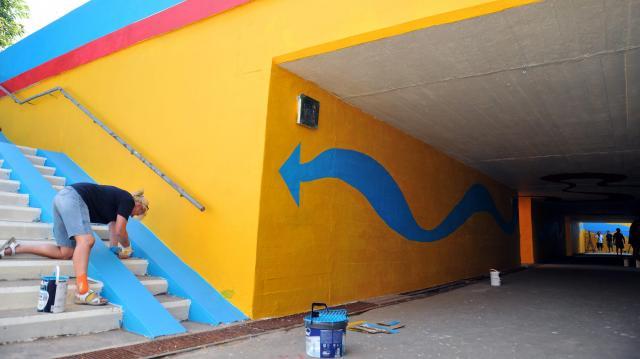 Közösségek pályázhatnak falfelületek megújítására