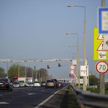 Tavaly jelentősen nőtt a bliccelő autósok ellen indított pótdíjas eljárások száma