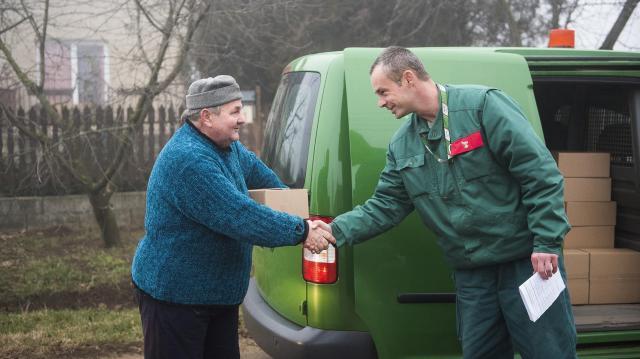 A Magyar Posta a csomaglogisztika további bővülésével számol