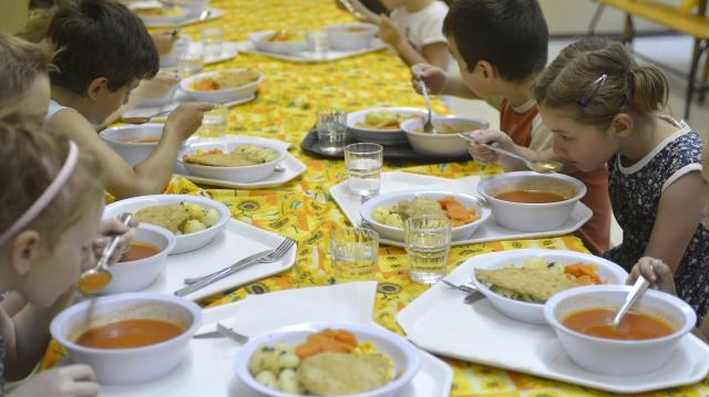 Az egészséges étkezés népszerűsítésére írtak ki pályázatot iskoláknak