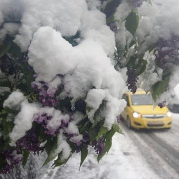 Meteorológiai szolgálat: még egy nap a tél