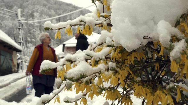 Répáshutát és Ómassát még mindig elzárja a hó a külvilágtól