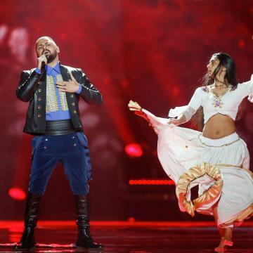 Csütörtökön lesz az Eurovíziós Dalfesztivál a második elődöntője