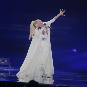 Megtartották az első elődöntőt az Eurovíziós Dalfesztiválon
