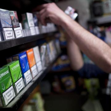 Havonta mintegy 50 milliárdot költenek a magyarok dohánytermékekre