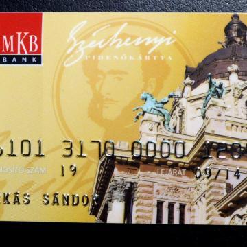 Mintegy 2,3 milliárd forint május végén lejáró összeg van a SZÉP-kártyákon