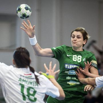 A bajnok Győr és az ezüstérmes Ferencváros is nyert
