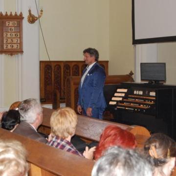 Látványkoncerttel kezdték a fél évezredes reformáció ünneplését Kaposváron