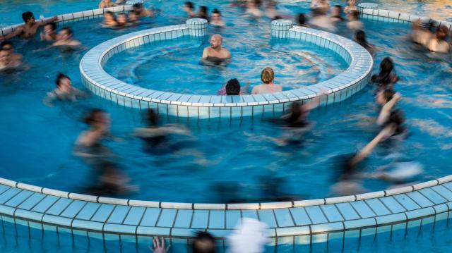 A magyarországi fürdők többsége már kinyitott