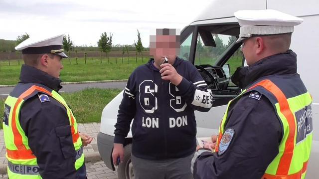 Országos akció - Alkohol-, és drogszondákkal keresik a bódult járművezetőket