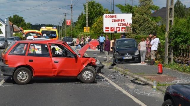 24 óra baleseti krónikája Somogy megye útjairól