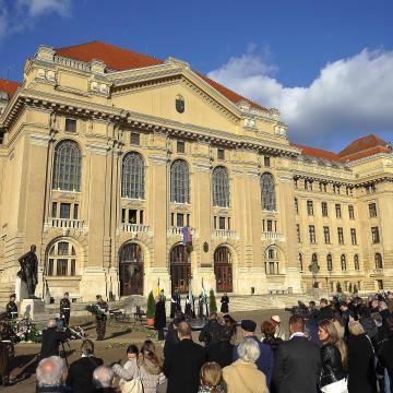 Magyar-mongol diploma a Debreceni Egyetemen