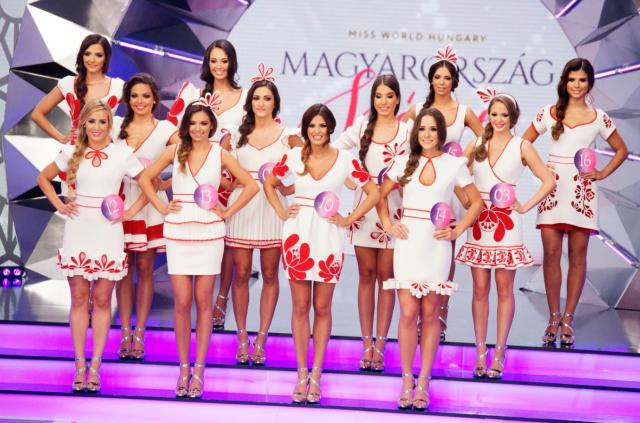 Megválasztották a Miss World Hungary szépségverseny győztesét