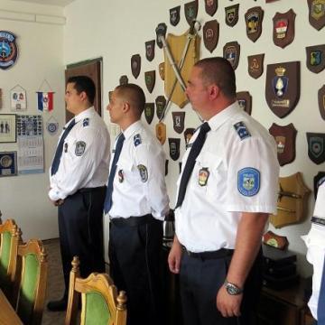 Elismerték a térség legjobb rendőreit
