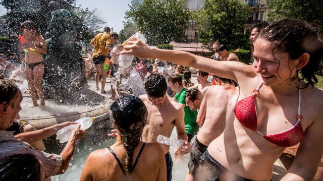 Hőség - Előbb erősödik a kánikula, majd a hétvégére jelentős enyhülés várható