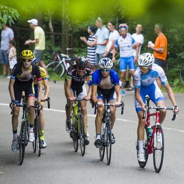 Szalontay Sándor szeretné megjavítani tavalyi győztes idejét a Tour de Hongrie prológján