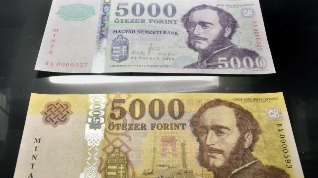 Augusztustól már csak az új bankjegyekkel lehet fizetni