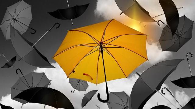 Szükség lesz az esernyőre a hétvégén