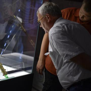 Alig emelkedett a múzeumlátogatók száma