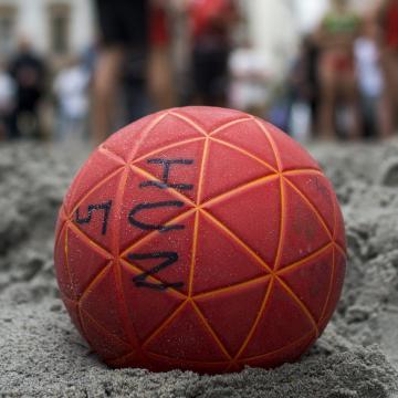 Érdi kézis lányokkal világbajnok az U17-es strandkézilabda-válogatott