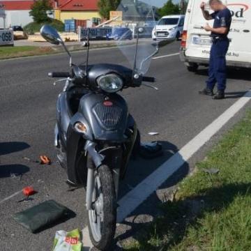 24 óra baleseti hírei Somogy megye útjairól