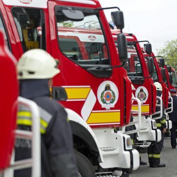 Égő tarló, tűzhelyen felejtett étel, kocsitűz – jó párszor felcsaptak a lángok Bács-Kiskunban