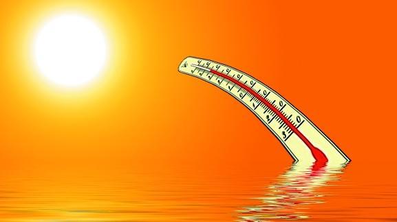 Vasárnap éjfélig hőségriadó van érvényben