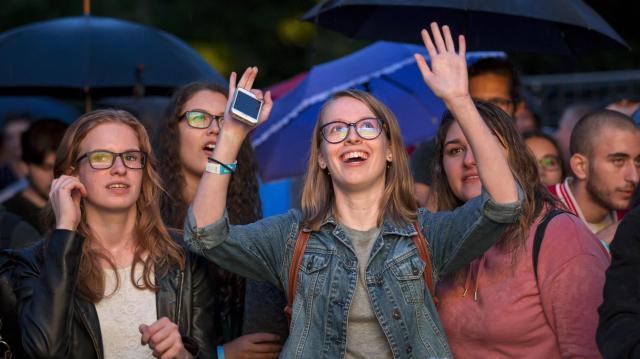 Kevesebb jelentkezőből többet vettek fel egyetemre
