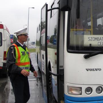 Kezdődik a Truck & Bus: tehergépkocsikat és autóbuszokat ellenőriz a rendőrség