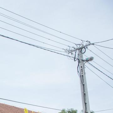 Szinte teljesen helyreállt az áramszolgáltatás Baranyában
