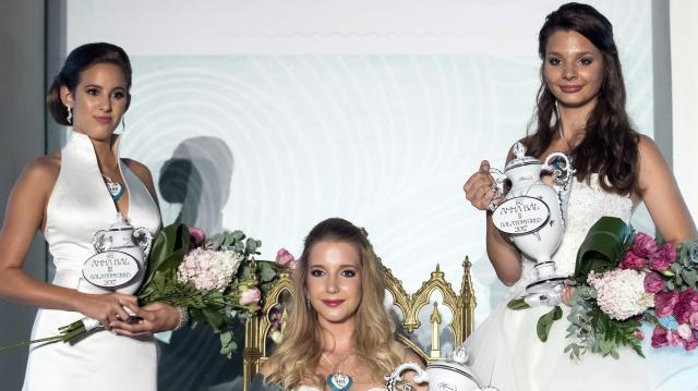 Balatonfüredi lányok lettek a 192. Anna-bál szépei