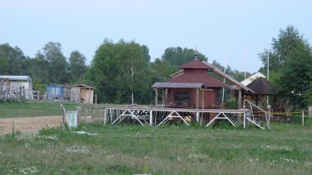 Készül már a pálya a Kaposvári Vágtára