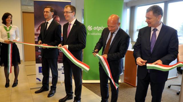 Országszerte 126 új MFB Pont kezdte meg a működését
